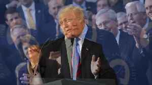 News video: Trump says he will propose new tax cuts prior to November