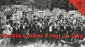 News video: Stuff You Should Know: This Day in History: Martin Luther King, Jr. Day