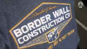 News video: Oregon high school student suspended for wearing pro-border wall t-shirt
