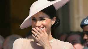 News video: How Much Is England's New Duchess of Sussex Worth?