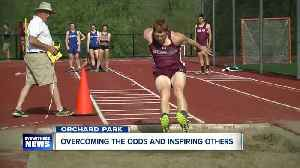 News video: O.P. runner overcomes the odds & inspires others