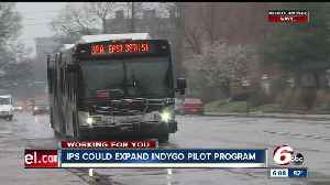News video: More IPS students could soon be riding the IndyGo bus to school