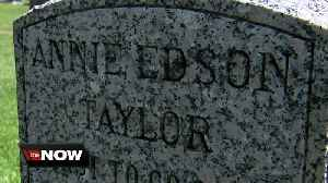 News video: Famous Falls Daredevils are buried at Oakwood Cemetery