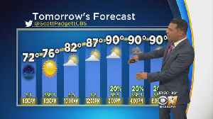 News video: Heat And Humidity Reign!