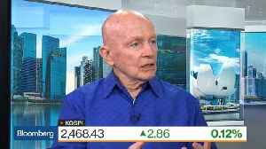 News video: Mark Mobius Says Investors Should Be Worried About North Korea
