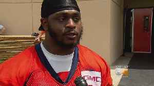 News video: Broncos' Henderson Speaks After Traumatic Rollover: 'Humbled You Down'
