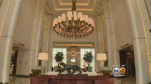 At $20,000 A Night, Beverly Hills Waldorf Astoria Suite One Of The Most Luxurious Hotel Rooms In The US