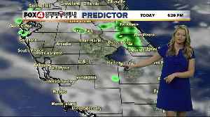News video: FORECAST: Rain and Storm Chances Continue