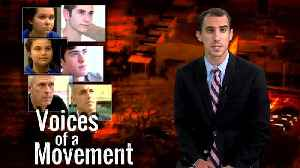 News video: Voices of a Movement: The Parkland shooting