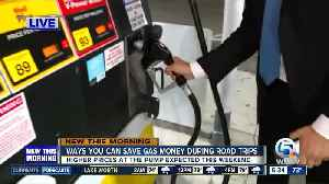 News video: Advice on stretching your dollar with gas prices increasing