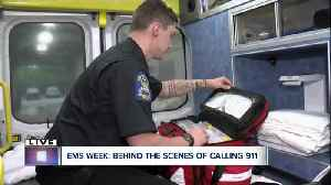 News video: EMS Week: New faces at AMR of WNY