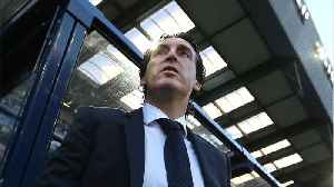 News video: Unai Emery named New Arsenal Manager