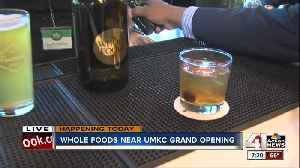 News video: A look inside the new Kansas City Whole Foods Market