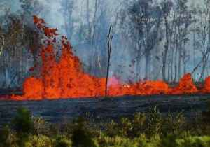 News video: Explosive Eruptions, Lava and Toxic Gas Continue to Blight Hawaii's Puna