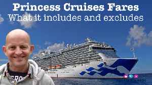 News video: What does a Princess Cruise really cost?
