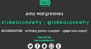 News video: Amy Hargreaves LIVE on BUILD Series