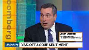 News video: Political Risk Matters to Markets, Says BTIG's Emanuel