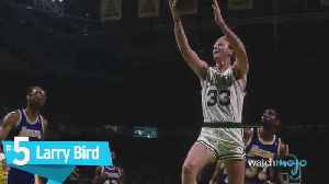 News video: Top 10 NBA Players of All Time