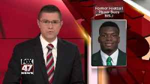 News video: Ex-Spartan sues MSU over expulsion