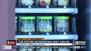 News video: The future of shopping isn't online