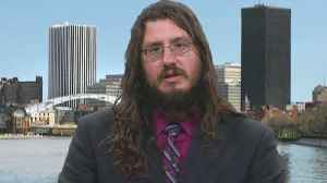 News video: Evicted Son Describes 'Awkward' Moment of Returning to Parents' New York Home
