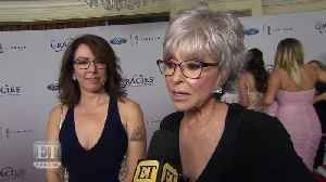 News video: Rita Moreno Talks 'One Day At A Time', 'West Side Story'