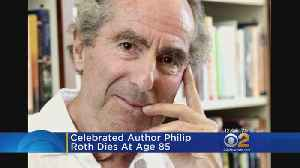 News video: Author Phillip Roth Dead At 85