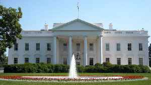 News video: Sinkhole Opens on White House Lawn