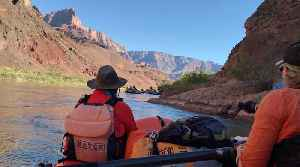 News video: Take a boat ride in the Grand Canyon
