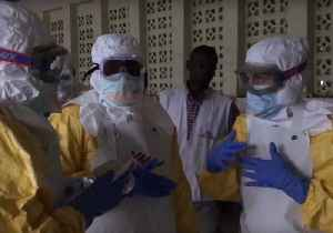 News video: MSF Sends 50 Tons of Materials to Tackle Ebola Outbreak