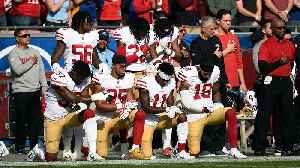 News video: NFL Owners Weighing Rule Changes to Address Protests During Anthem