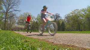News video: Minneapolis, St. Paul Ranked Top 2 Park Systems In US