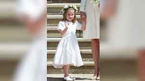 News video: How 3-Year-Old Princess Charlotte Took Charge of the Other Kids at the Royal Wedding: 'No, You Can't Go Yet!'