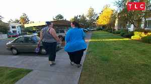 News video: 'My 600-lb Life ': This Overweight Woman Walks Around For The First Time In 9 Years