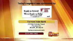 News video: Farmers State Bank - 5/23/18