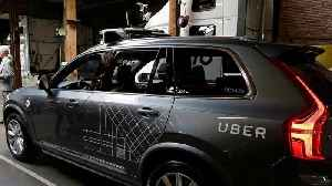 News video: Uber Shuts Down Its Self-Driving Program In US State