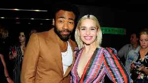 News video: Donald Glover and Emilia Clarke Step Out for the New York Premiere of 'Solo: A Star Wars Story'