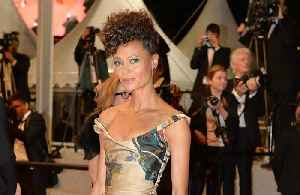 News video: Thandie Newton needed a moment on Solo set