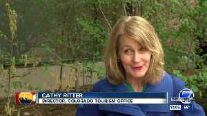 News video: Colorado will teach visitors to Leave No Trace