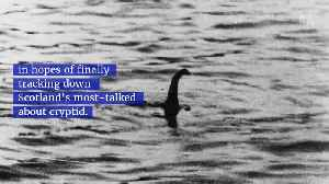 Search For Loch Ness Monster Continues