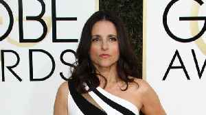 News video: 'Veep' Star Julia Louis-Dreyfus To Be Honored By Kennedy Center