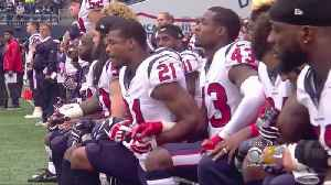 News video: NFL Announces New National Anthem Policy