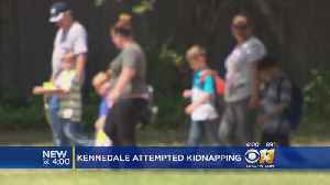News video: Police Seek Man Who Tried To Kidnap 9-Year-Old Walking Home From School