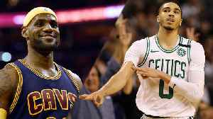 News video: LeBron James Exposed: Reveals How He REALLY FEELS About Jayson Tatum!