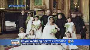News video: Trending: Royal Photographer Used Candy To Bribe Kids