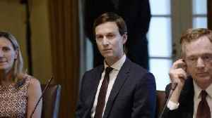 News video: Jared Kushner Gets Permanent Security Clearance