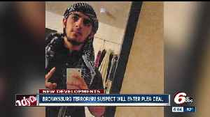 News video: Brownsburg man to plead guilty to terrorism charge for attempts to join ISIS