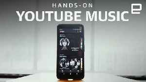 News video: YouTube Music Hands-On