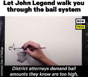 News video: John Legend Explains Why the Bail System Needs to Change