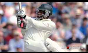 News video: Cricket Video - Abul Hasan Maiden Test Century On Debut Rescues Bangladesh - Cricket World TV